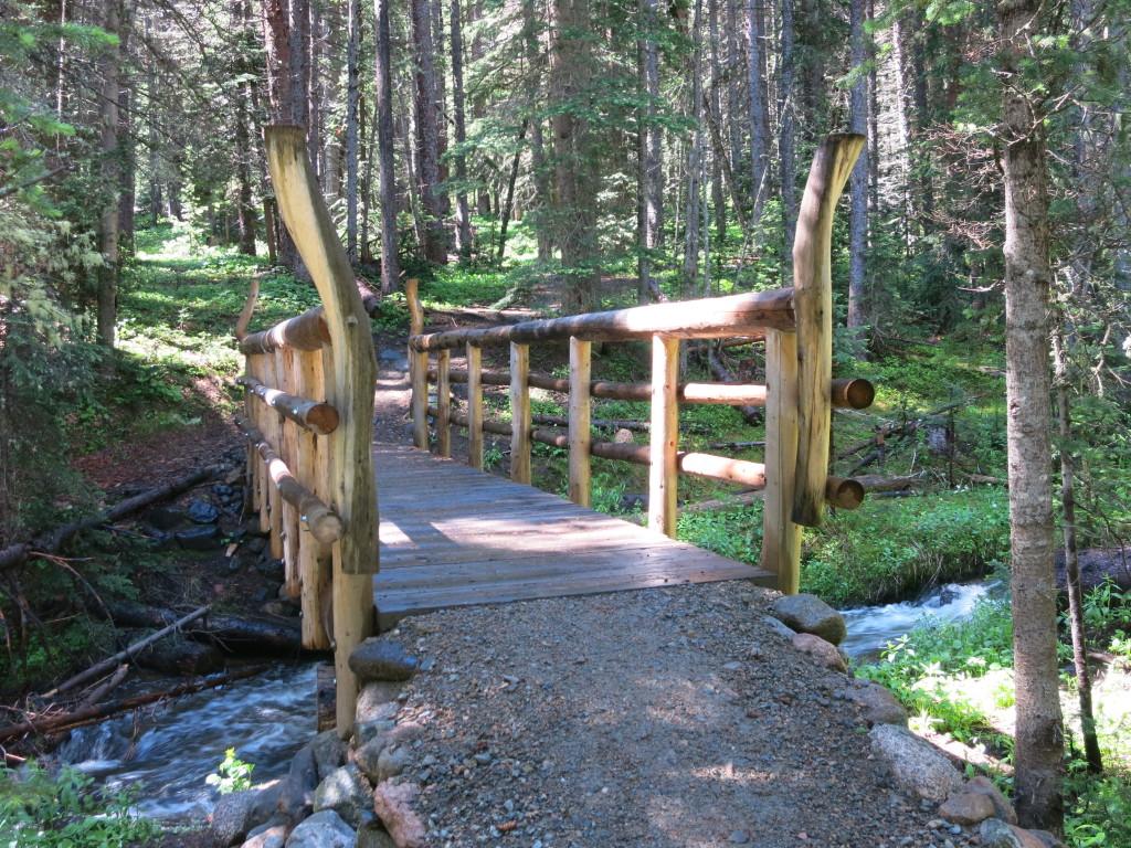 Bridge of Fooses Creek