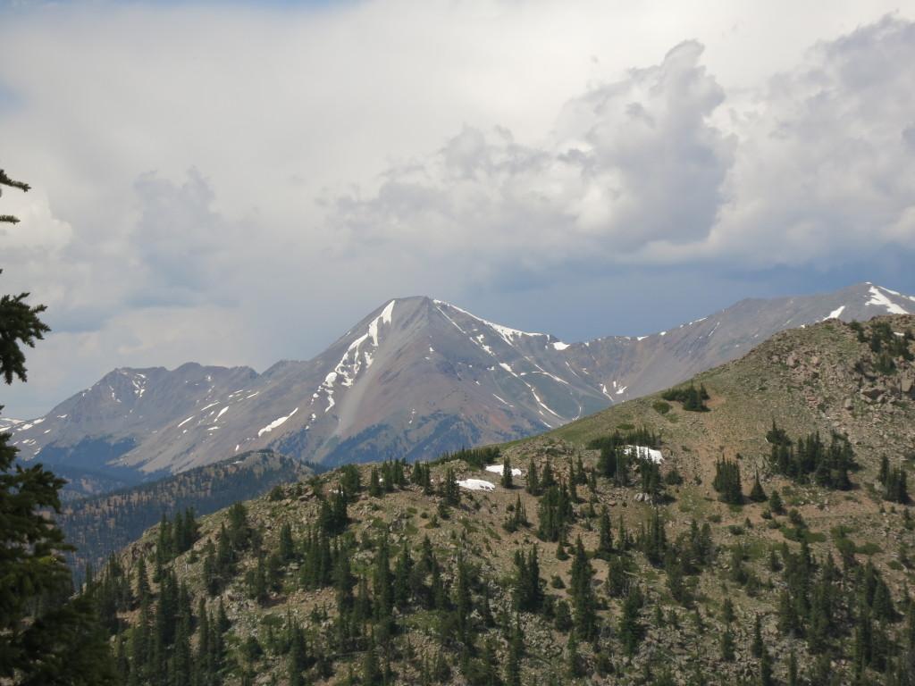 Mt Aetna 13,746'