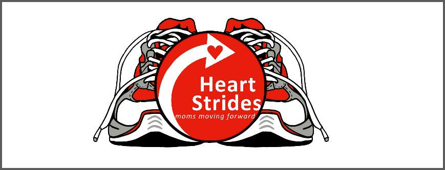 Heart Strides Logo