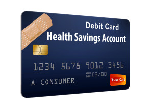 HSA Debit Card health savings account